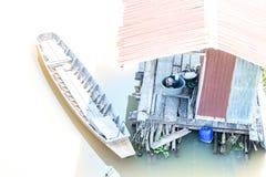 Waterhuis Stock Afbeeldingen