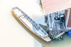 Waterhuis Stock Fotografie