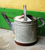 Watering can. Old Watering  can Stock Image