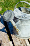 Watering can Stock Photo