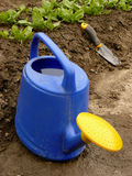 Watering can Stock Photography