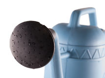 Watering can in close up Royalty Free Stock Photography