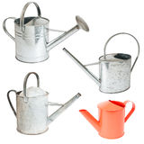 Watering Can Collection Royalty Free Stock Photos