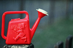 Watering-can Stock Photo
