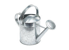 Free Watering Can From Metal Royalty Free Stock Images - 29598419