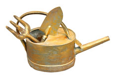 Watering can Royalty Free Stock Photography
