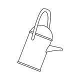 Watering can icon Royalty Free Stock Image