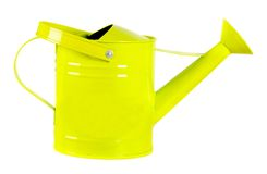 Watering can isolated Stock Images