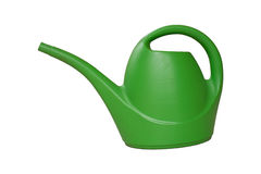 Watering can isolated Royalty Free Stock Photography
