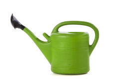 Watering can isolated Royalty Free Stock Photos