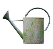 Watering can isolated on white Stock Images