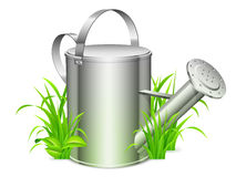 Watering can. Stock Images