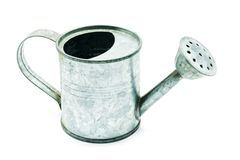 Watering Can Metal Royalty Free Stock Images