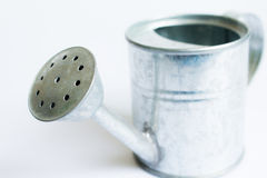 Watering Can miniature Royalty Free Stock Images