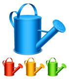 Watering can. Royalty Free Stock Images