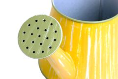 Watering Can Spout stock photo