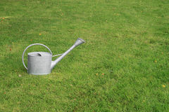 Watering-can (watering-pot) Royalty Free Stock Photos