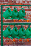 Watering cans Stock Photos