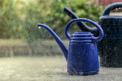 Watering Cans Stock Images