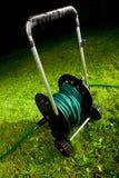 Watering garden hose Stock Photography