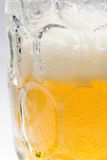 Waterkruik bier Stock Afbeeldingen