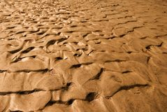 Waterless desert Stock Photos