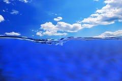 Waterline Royalty Free Stock Photo