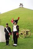 Waterloo battlefield Stock Images