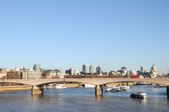 Waterloo Bridge Stock Photography