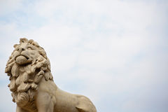 Waterloo Lion Royalty Free Stock Images