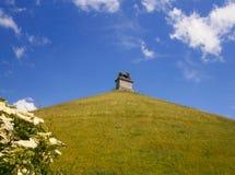 Waterloo Lion's Mound Stock Photo