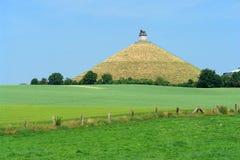 Waterloo-Schlachtfeld. Lizenzfreie Stockbilder