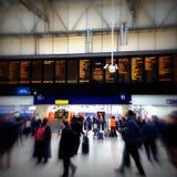 Waterloo Station Royalty Free Stock Image