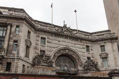 Waterloo station, London Stock Photo