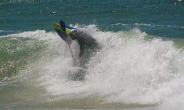 Free Waterman Challenge - Kayaksurf Royalty Free Stock Photography - 15459207