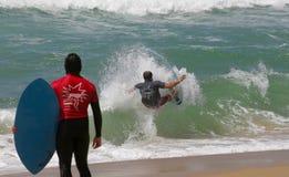 Waterman Challenge - Skimming -  Jaime Costa Stock Image