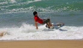 Waterman Challenge - Skimming -  Xabi Olano Stock Photos