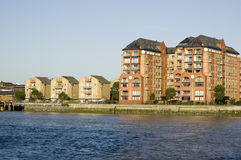 Waterman's Quay, Chelsea Royalty Free Stock Images