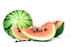 Watermeloen. Stock Afbeeldingen