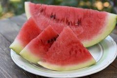 Watermeloen Stock Foto's