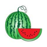 watermeloen Royalty-vrije Stock Fotografie