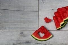 watermeloen Stock Foto