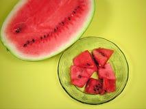 Watermeloen? Iedereen? Stock Afbeeldingen