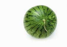 watermeloen met weg Royalty-vrije Stock Afbeeldingen