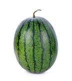Watermeloen op witte achtergrond Royalty-vrije Stock Foto