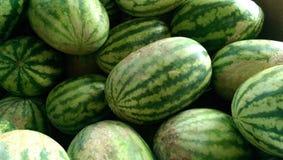 watermeloenen Stock Foto's