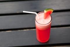 Watermeloensap Royalty-vrije Stock Afbeeldingen