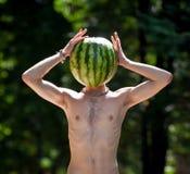 watermelon先生 图库摄影