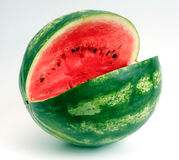 Watermelon. Isolated Stock Image
