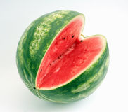 Watermelon. Isolated Royalty Free Stock Photo
